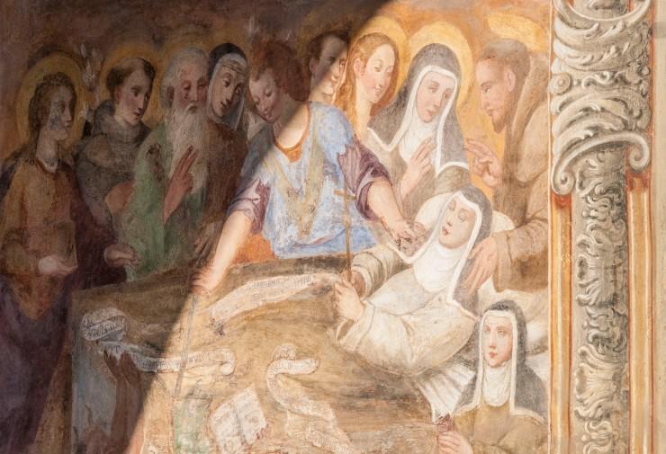 Chiostro di Santa Chiara-9